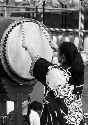 Japanese taiko drumming is now international,...