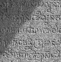 Cambodian Sanskrit carvings on the temple walls...