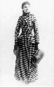 Nellie Bly (the pen name of Elizabeth Cochrane)...