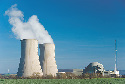 Nuclear power plant in Lower Saxony,...