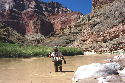 Sediment data collection in the Little Colorado...