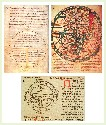 Three versions of the T-in-O map from...