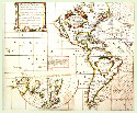 Edmond Halley's 1700 chart of the...