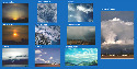 Examples of the 10 WMO cloud genera Source:...