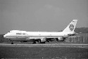 Pan Am Boeing 747 in 1985. The...