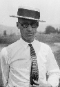 John Scopes, a month before the Tennessee v. John...