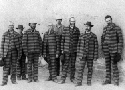 Prison privatization's origins date back to the...