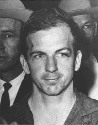 Lee Harvey Oswald after his arrest for...