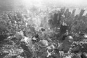 An overhead view of Ground Zero, what was the...
