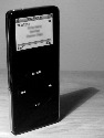 A fírst-generation iPod Nano that Apple released...