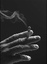 Smoking stimulates smokers when they became...