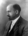 W.E.B. Du Bois used metaphorical imagery to...