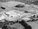 Aerial photo of Auckland Maximum Security Prison...