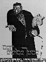 The Eternal Jew poster. This poster advertises...