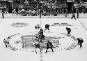 Women's ice hockey game. The University of...
