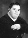 Mike Duarte, born with Down syndrome in 1980.