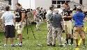 This photo from the West Point Directorate of...