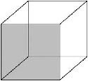 The Necker Cube.This stimulus illustrates...
