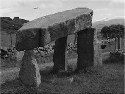Legananny Dolman in Ireland: Dolmans were burial...