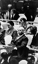 Soviet Union leader Nikita Khrushchev at the UN...