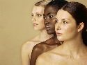Skin color is often used as a means of...