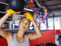 Boxing displays gender differences and...