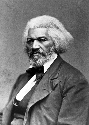 Born a slave in Maryland, Frederick Douglass...