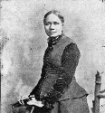 The freeborn black poet Frances Ellen Watkins...