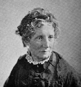 Harriet Beecher Stowe, whose antislavery novel...