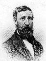 The essayist and naturalist Henry David Thoreau,...