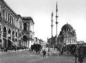 Constantinople's (modern-day Istanbul's) location...