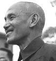 Chiang Kai-shek, China's anti-communist leader...