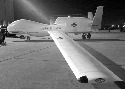 A Predator unmanned aerial vehicle is an example...