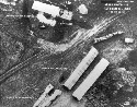 One of the reconnaissance photos of a...