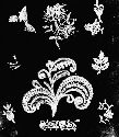 An example of 19th-century English Honiton lace.