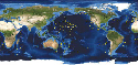 The location of seamounts where biological...