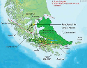 Isla Grande and other islands constituting the...