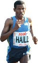 Ethiopian Haile Gebrselassie, one of the greatest...