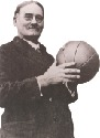 James Naismith (1861–1939) is credited with...