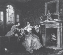 William Hogarth: The Lady's Last Stake,...