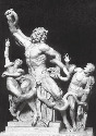 Laocoön and His Sons in the Vatican...