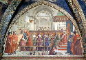 Domenico Ghirlandaio, The Confirmation of the...