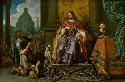 Pieter Lastman, David and Uriah, 1619. Private...