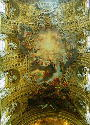 Giovanni Battista Gaulli, Triumph of the Name of...