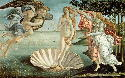 Sandro Botticelli, Birth of Venus, 1480s. Uffizi,...