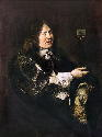 Frans Hals, Pendant Portrait of Stephanus...