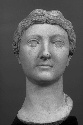 Portrait of Livia, wife of Augustus....